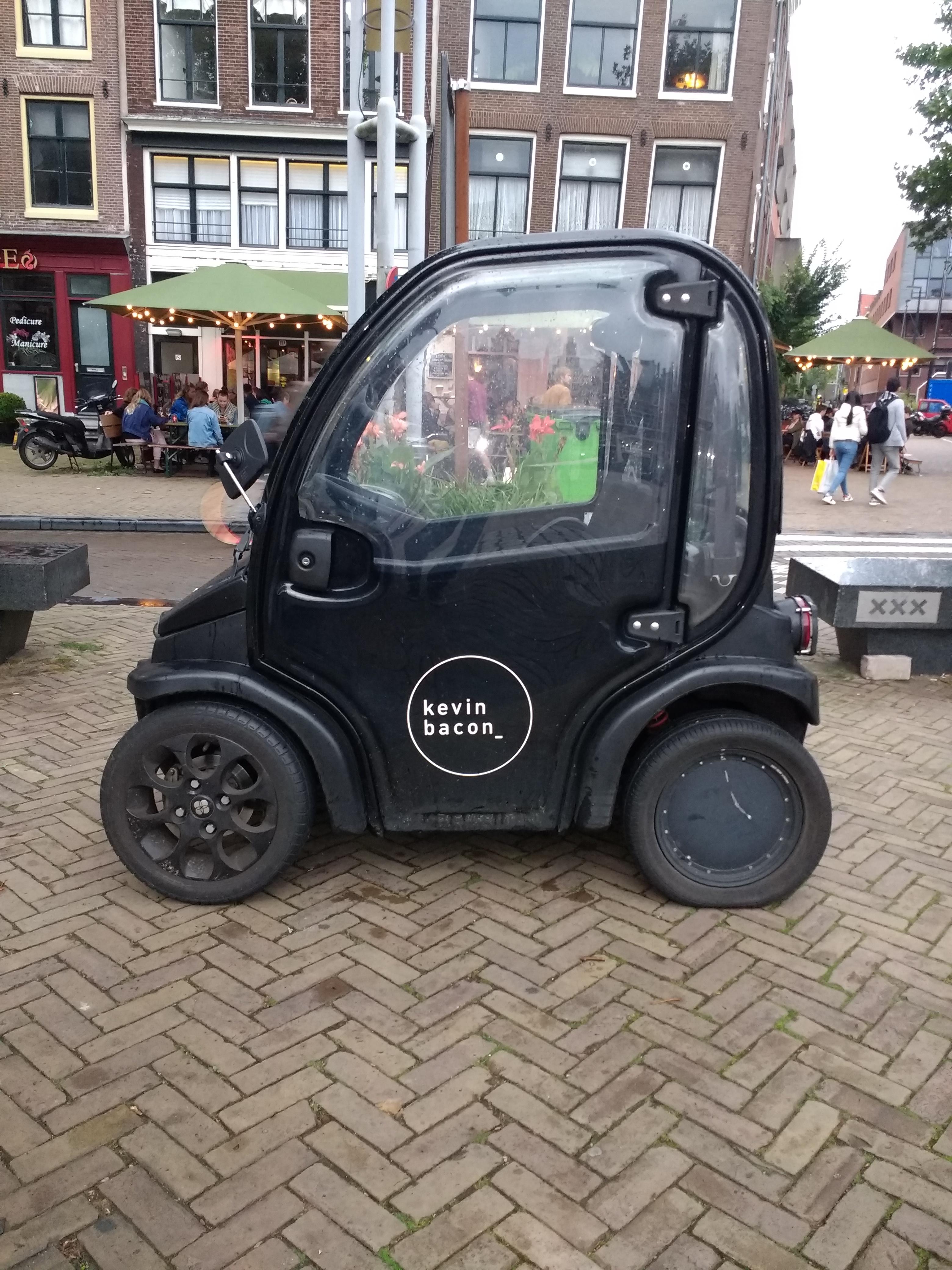 Amsterdam Microcar
