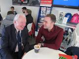 Paddy Hopkirk and David Gallagher