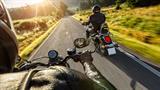 Motorbike Rider First