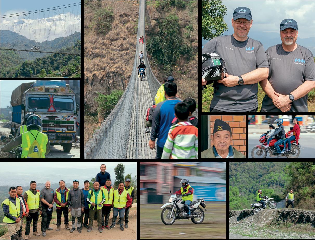 Nepal trip_Magazine excerpt_Photo montage_December 2020