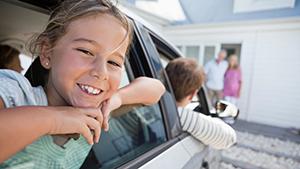 Mature Driver Review - Grandchild car