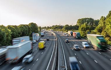 On-road Module - Motorway Driving