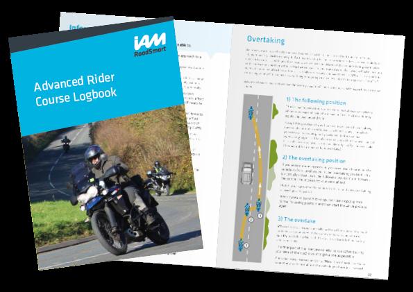rider cover and spread