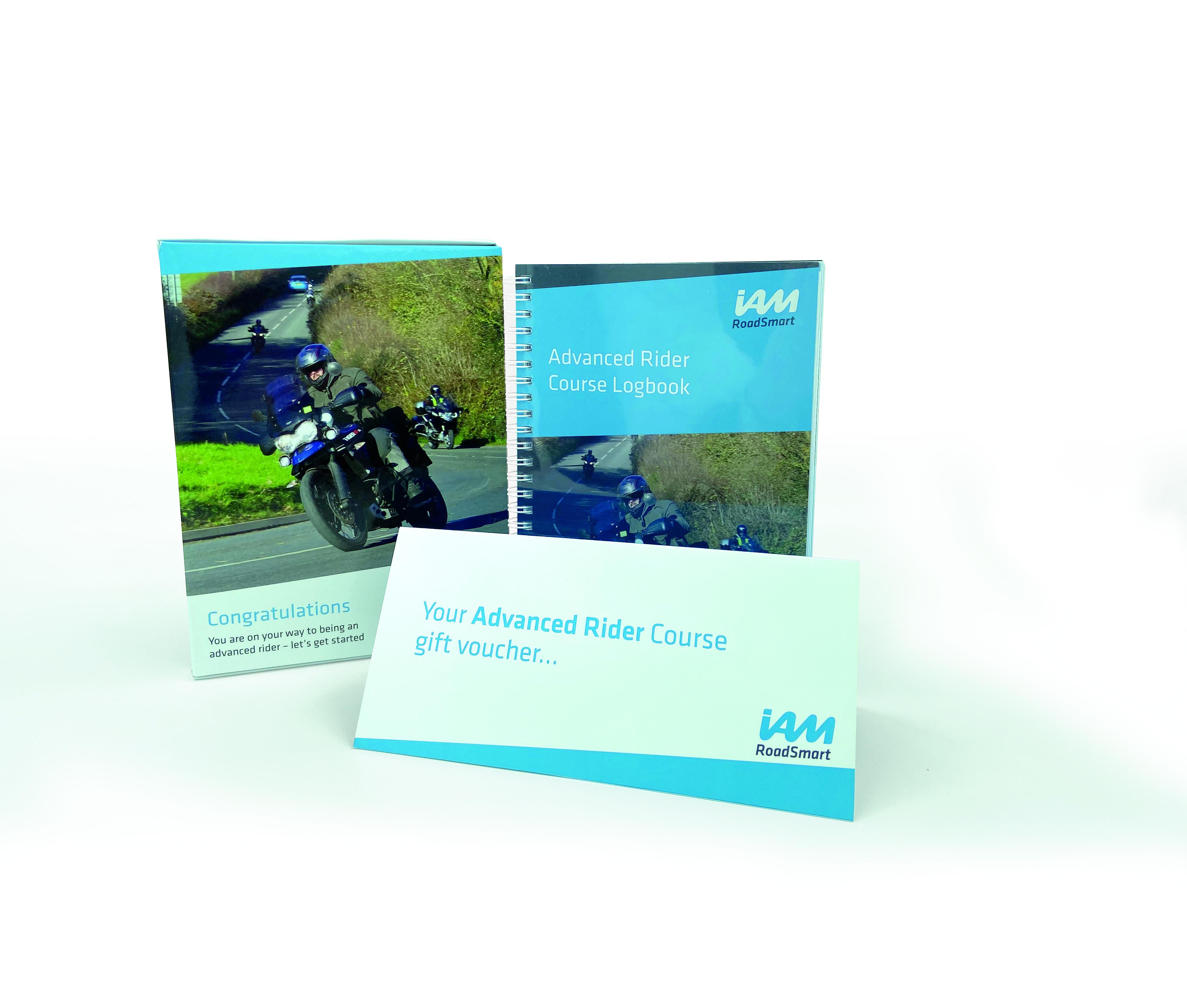 Advanced Rider gift voucher
