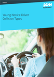 Capturyoung novice drivers collision types