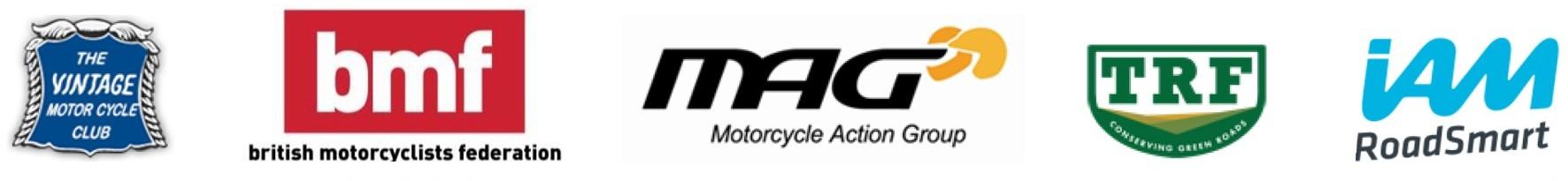 Motorcycle Action Group coalition logos_May 20