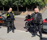Peter Herridge and Tony Nares Somerset Advanced Motorcyclists (002)