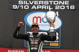 Peter Hickman Podium Silverstone 002