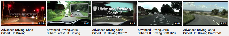 Chris Gilbert Advanced Driving Training