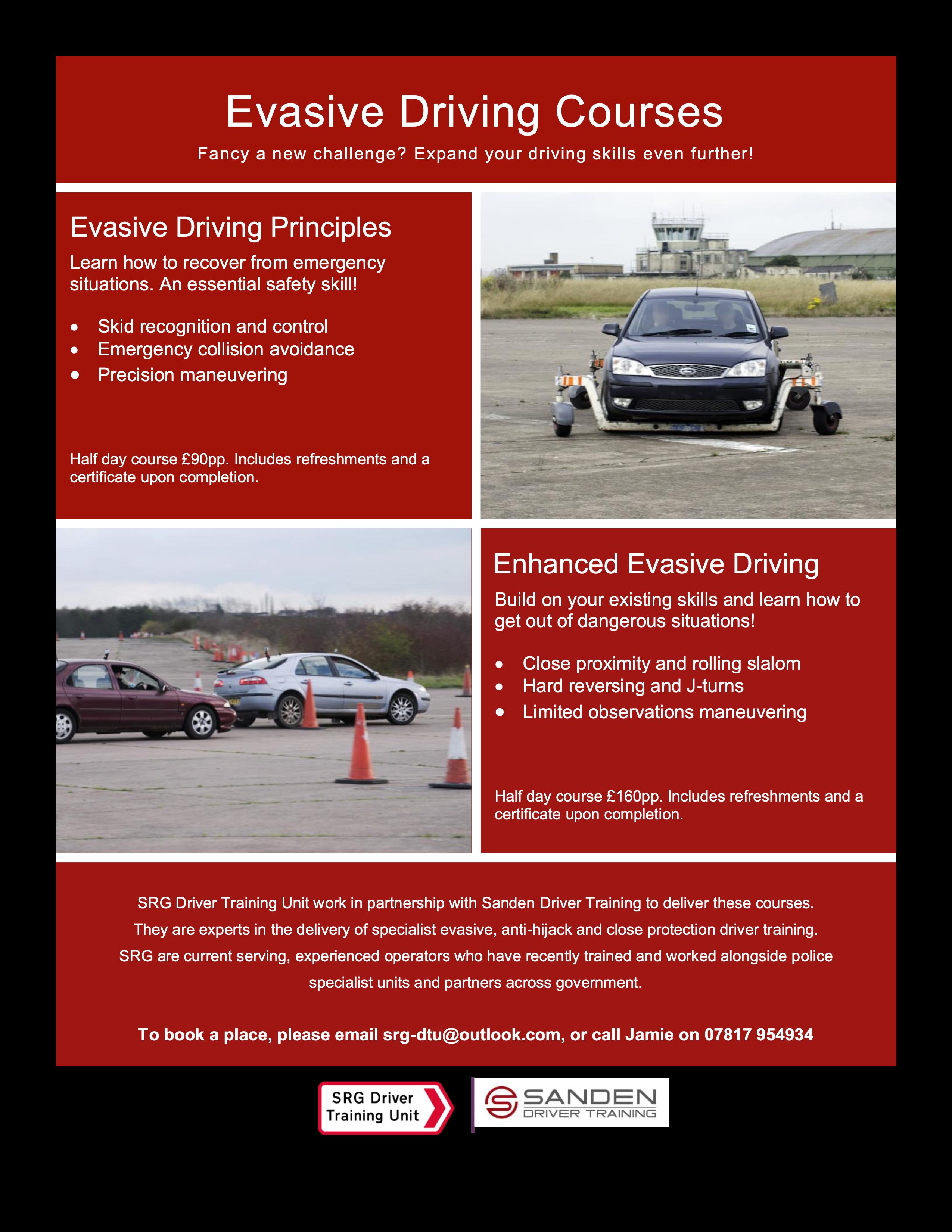 Sanden Driver Training