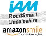 IAM Lincs & Amazon Smile logo