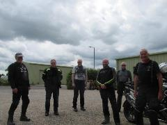 Chris and the gang at Shed 30
