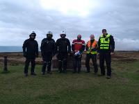 The group at Rosedale ROC Post