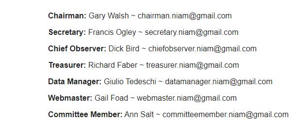 IAM emails